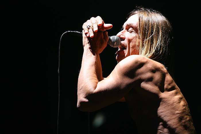 Iggy Pop, Foto: Alex Const