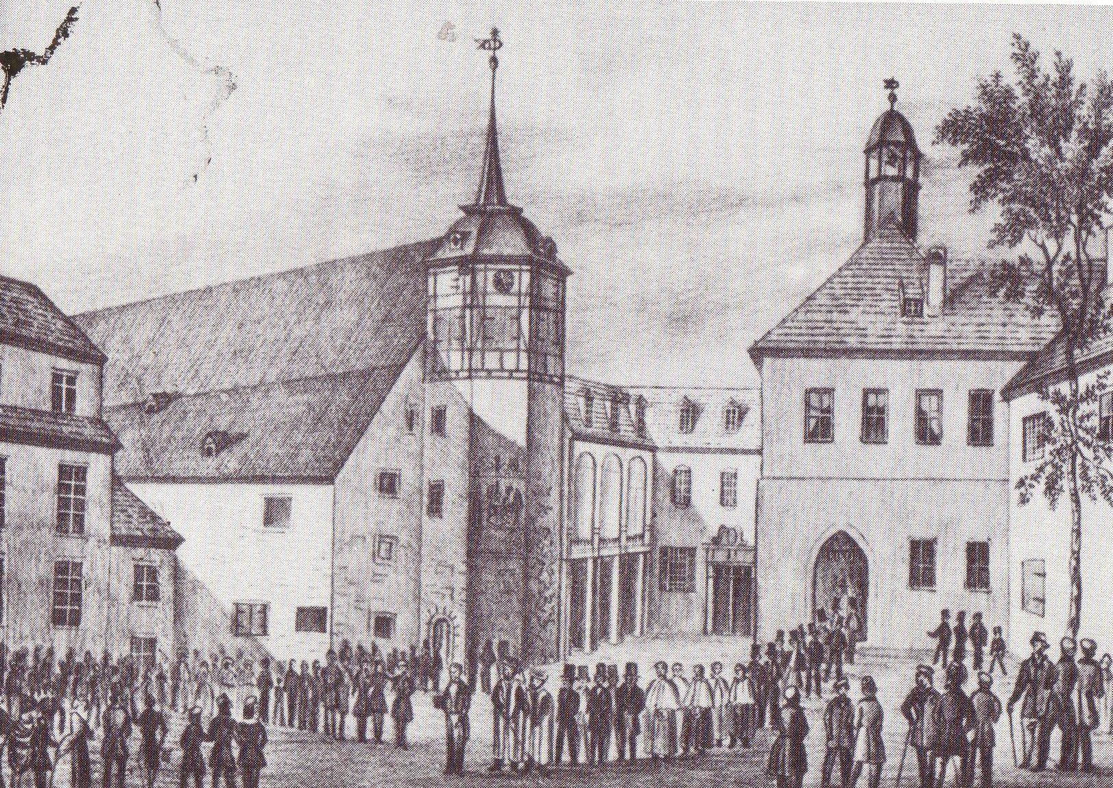 Universität Jena, 19. Jahrhundert