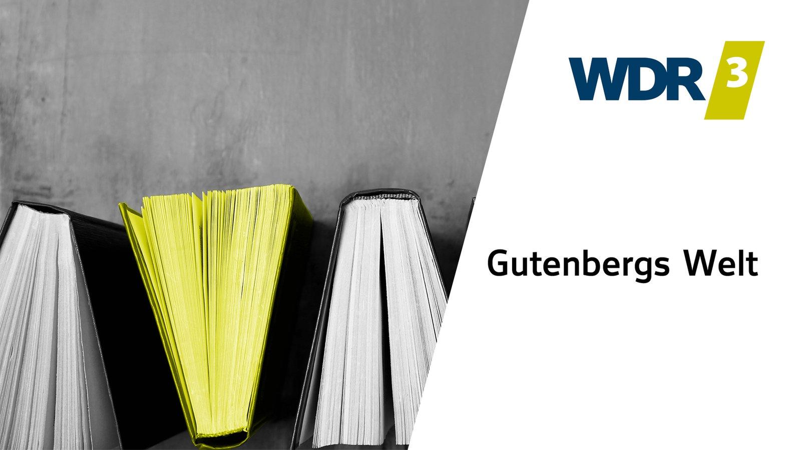 Logo Gutenbergs Welt, Rechte: WDR