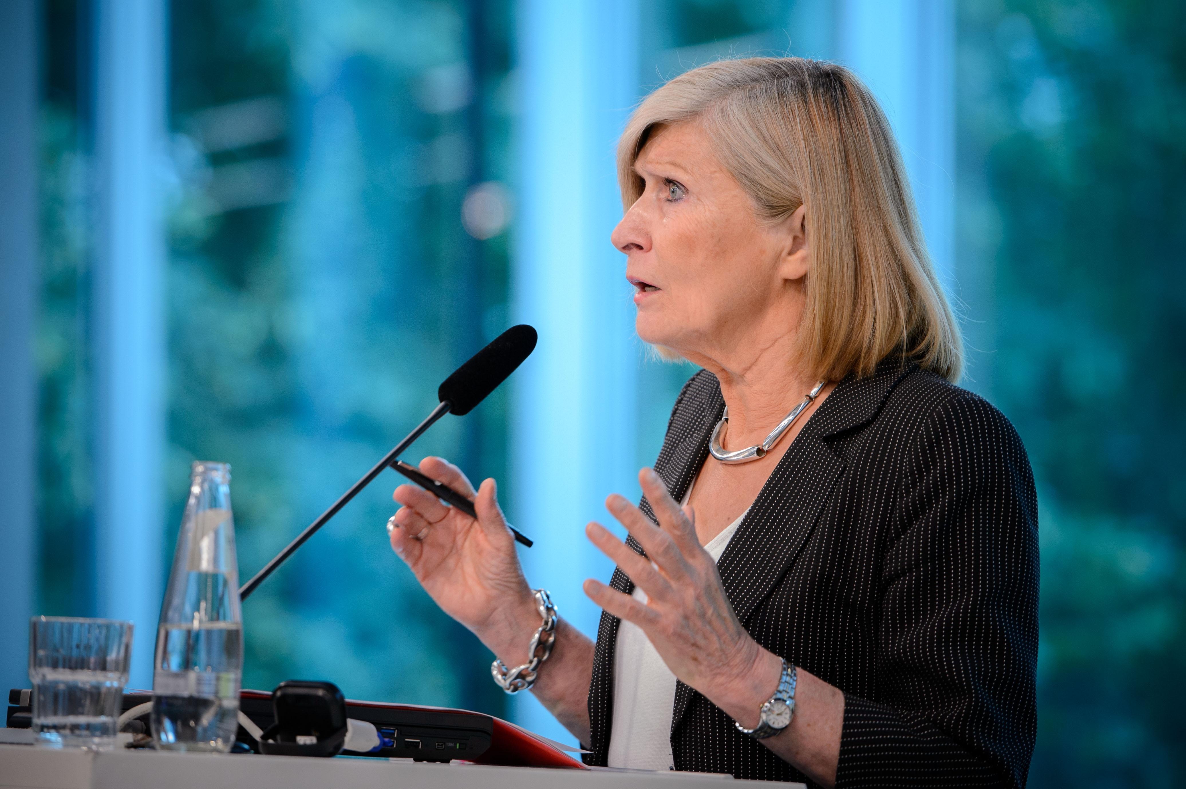 Chantal Mouffe, Foto: Sefan Röhl, CC-BY-SA-2.0