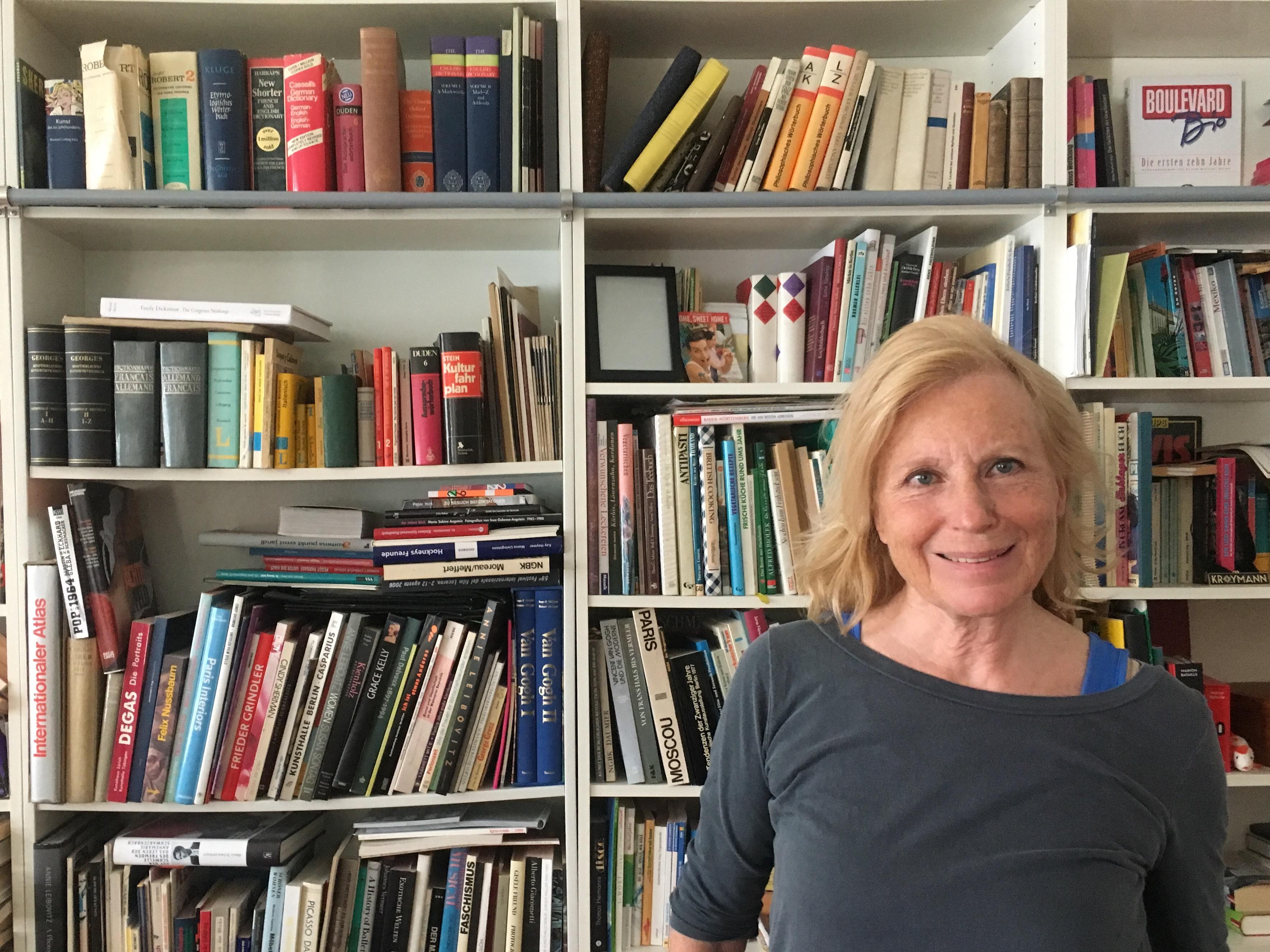 Maren Kroymann, Foto: Christian Möller
