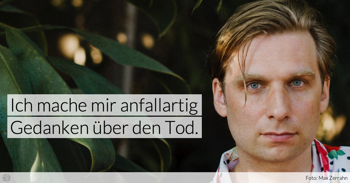 Jens Friebe, Foto: Max Zierrahn
